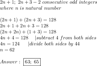 how to find the sum of consecutive numbers