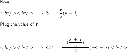 Solve The Equation 4 1 2 X 437 Brainly In