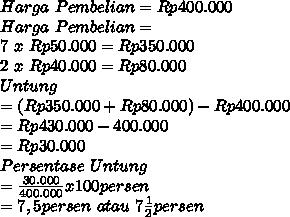 Harga Pembelian Rp  Harga Pembelian