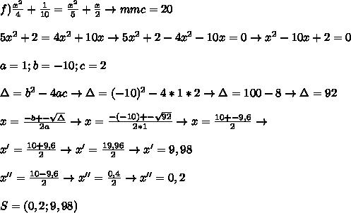 27d57b99a97 Estou começando equação do 2º grau. - Escreva na forma ax²+bx+c 0 ...